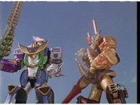 Morphylogeny prwf 1239 the end of the power rangers pt 1 predazord sparkily punches master org he staggers back predazord joins animus recovering side master org talks and predazord looks at animus altavistaventures Images