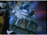 Blue wolf zord - photo#47